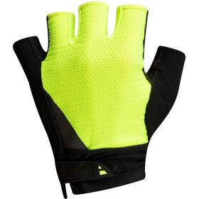 PEARL iZUMi Elite Gel Handschuhe Herren gelb/schwarz